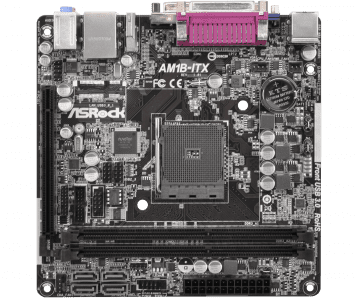 ASRock AM1B-ITX - Socket AM1