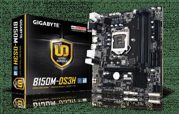 Gigabyte B150M-DS3H