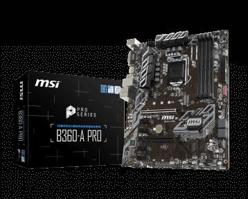 MSI B360A PRO