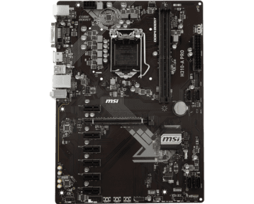 MSI H310-A Pro Top