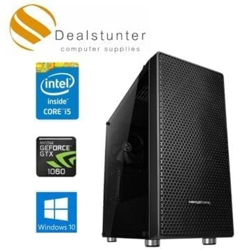 cronos 650 - gtx 1060 3GB - i5 4570