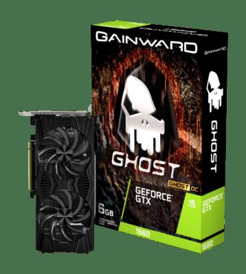 Gainward GTX1660 Super Ghost 6GB DVI/HDMI/DP DDR6