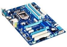 Gigabyte GA-Z77P-D3 LGA1155 mainboard