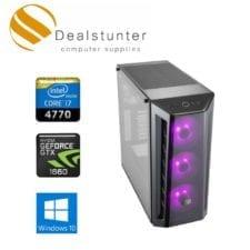 MB520 - Intel Core i7 4770 - GTX 1060