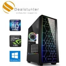 Game PC - Intel Core-i5 8400 - GTX 1060 6GB