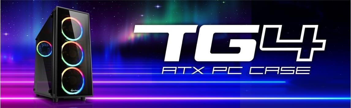 Sharkoon TG4 RGB