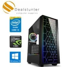 lit 100 i5 - gtx1060 - windows 10