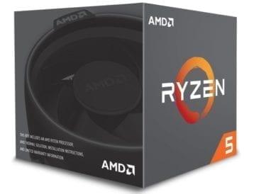 AMD Ryzen 5 2600X Boxed