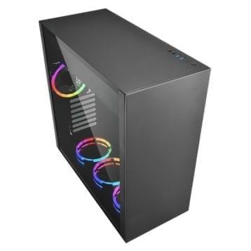 PureSteel Black RGB