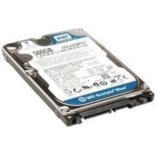 WD Scorpio Blue 500GB