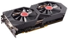 XFX AMD Radeon 580 RX580 4GB OC+