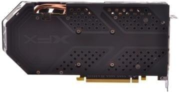 XFX AMD Radeon 580 RX580 4GB OC Back