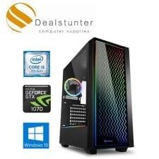LIT 200 - Core i5 7500 GTX1070