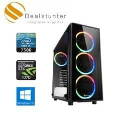 Game PC - Intel Core i5-7500 - GTX 1070 8GB