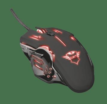 Trust Illuminated Mouse Rood
