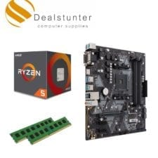 ASUS Prime B450M-A - Ryzen 5 2600X
