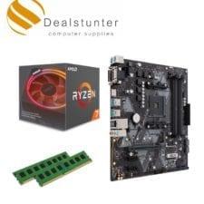ASUS Prime B450M-A - Ryzen 7 2700X