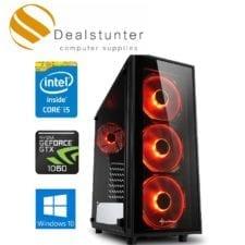 TG4 Red - i5 - gtx1060 - windows 10