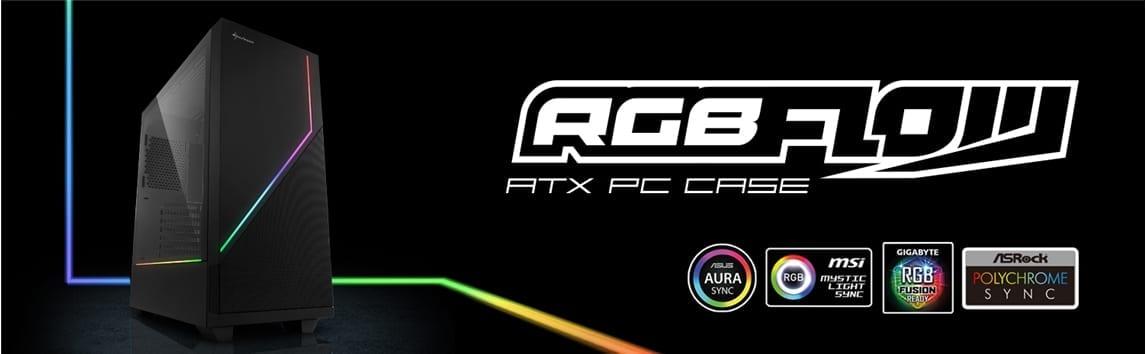 Sharkoon RGB FLow Conent