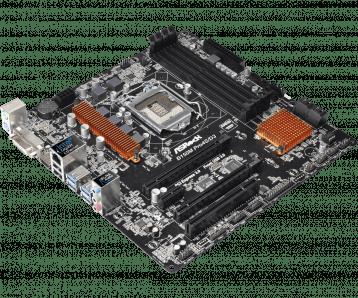 ASRock B150M Pro4S/D3