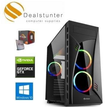 Shark RGB - Geforce GTX- R7 2700X
