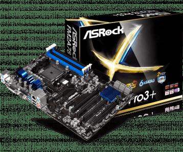 ASRock FM2A78 Pro3+