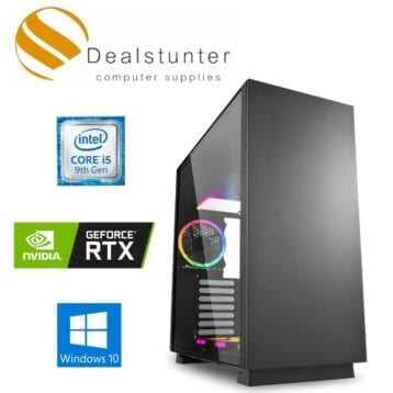 Intel Core i5 9500 - Geforce RTX