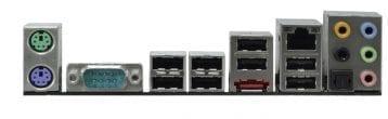 ASRock 870iCafe R2.0 Backplate