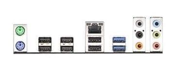 Backplate ASRock 970 Pro3