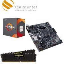 Ryzen 3 3300X - Asus Prime A320M - 3200Mhz DDR4