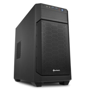 Sharkoon V1000 computer housing? That is possible here! Dealstunter, your specialist for Sharkoon V1000 computer case