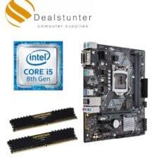 b360M-K i5 8500 set