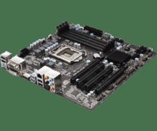 ASRock B75 Pro3-M LGA1155 moederbord