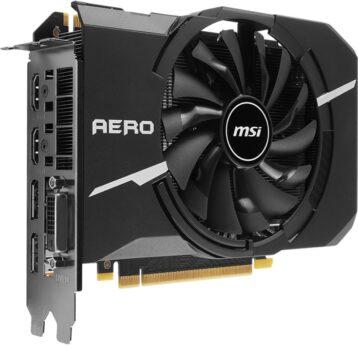 MSI Aero ITX GTX1070 8GB 2