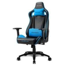 Sharkoon ELBRUS 2 Gamestoel (Zwart/Blauw)