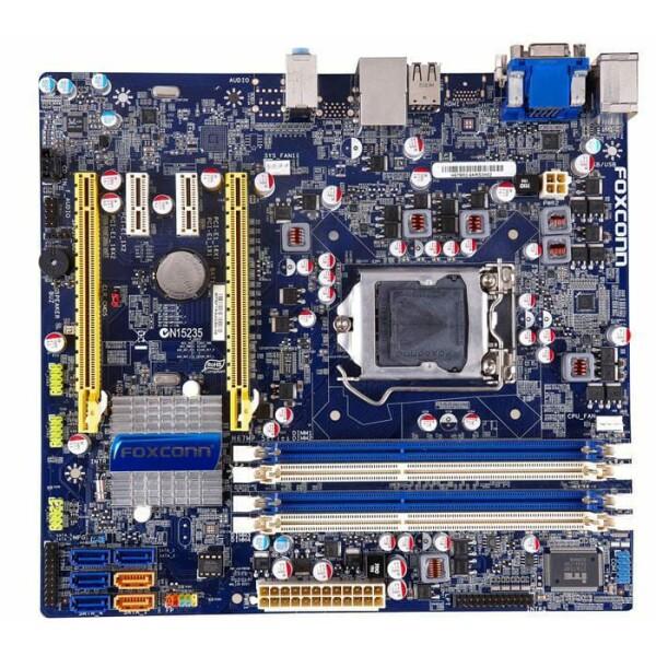 Foxconn H67MP-V V2.0 LGA1155 motherboard - Dealstunter.nl