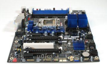Intel DX58SO Socket 1366 moederbord