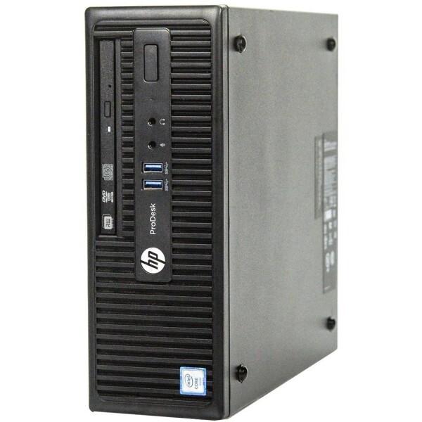 Product HP Prodesk 400 G25 - Dealstunter SFF Staand