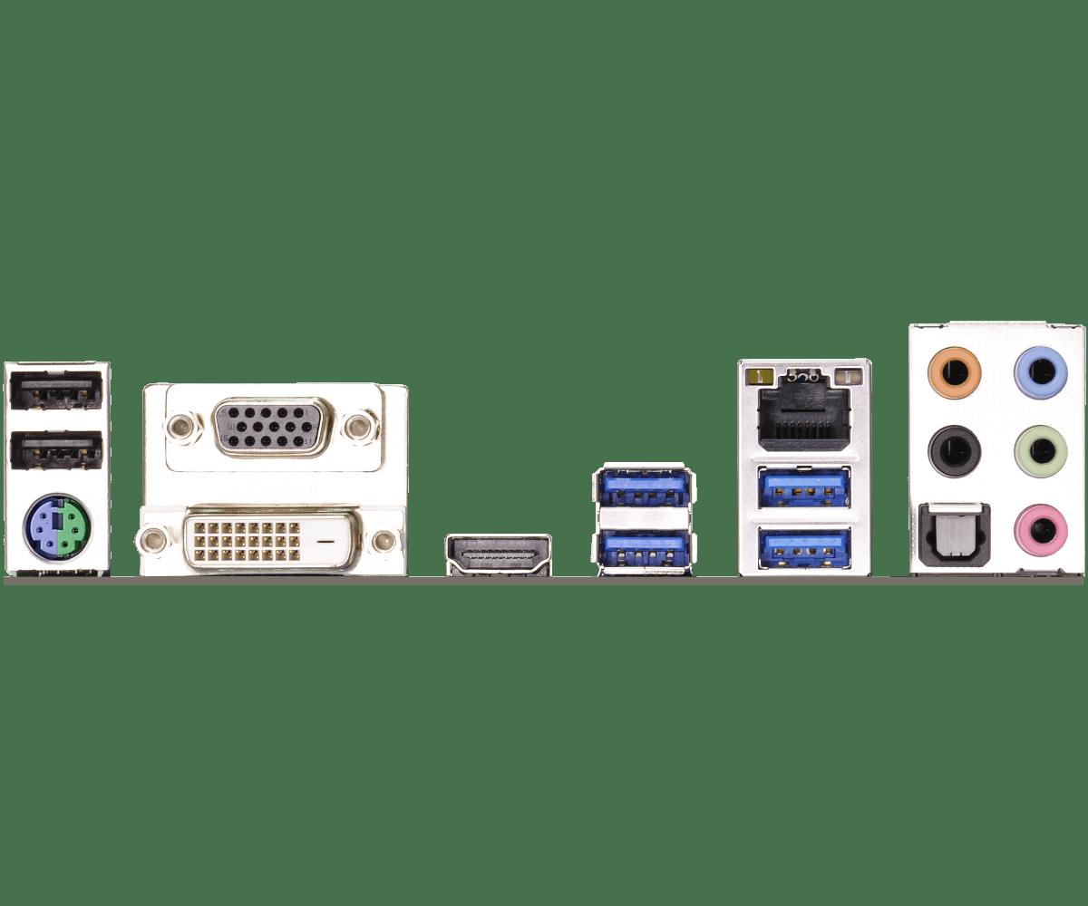 ASRock Z97M Pro4 - LGA1150 - Dealstunter