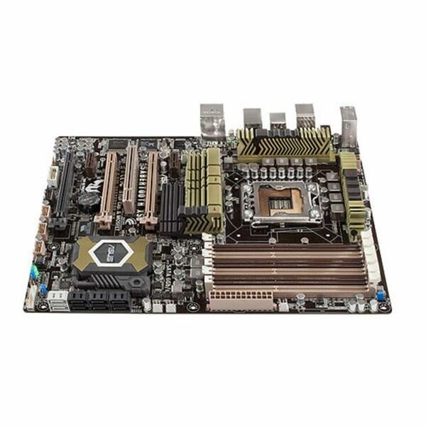 Asus Sabertooth X58 - LGA1366 - Motherboard