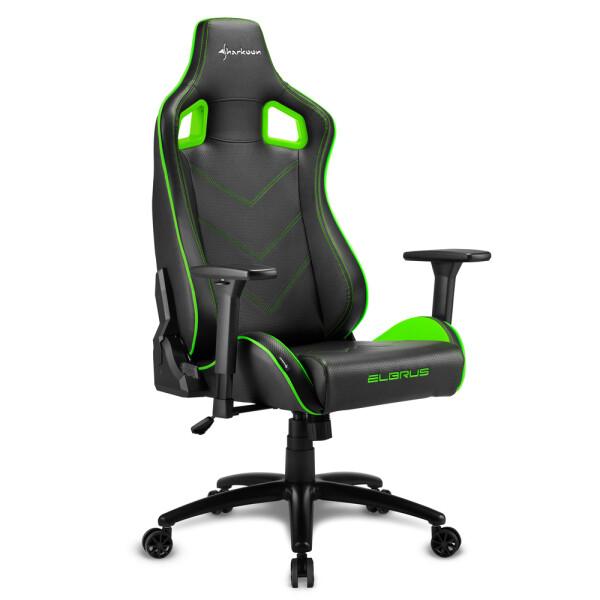 Sharkoon ELBRUS 2 - Green