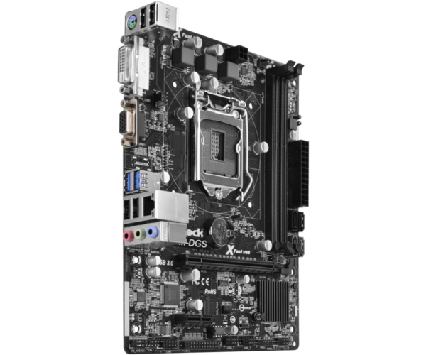 ASRock H81M-DGS R2.0 - Dealstunter.nl