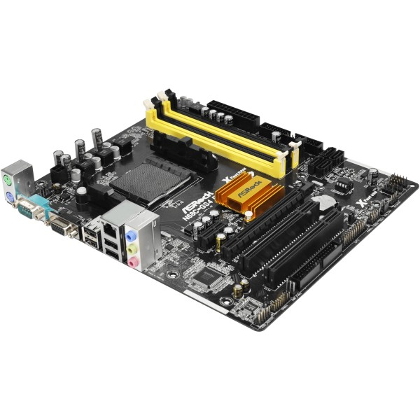 ASRock N68C-GS4 FX AMD AM3 - Dealstunter