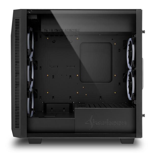 Sharkoon REV200 computer Case - Dealstunter.nl