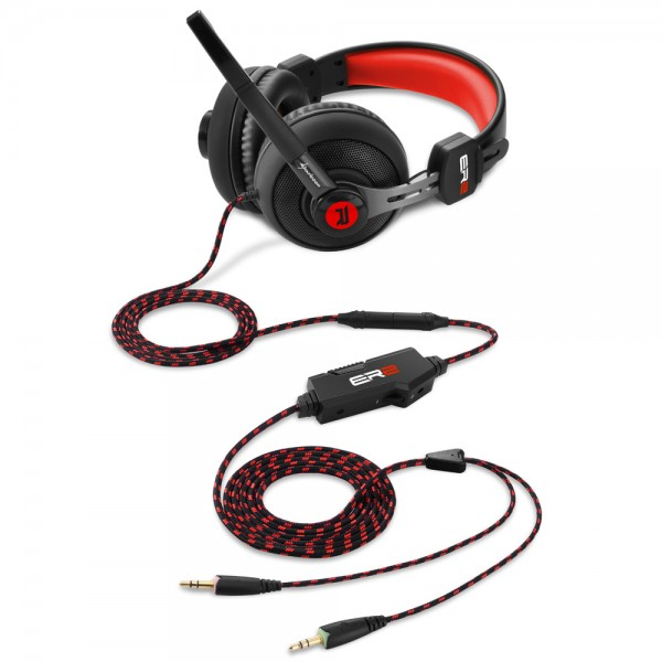 Sharkoon Rush ER2 Gaming Headset Rood