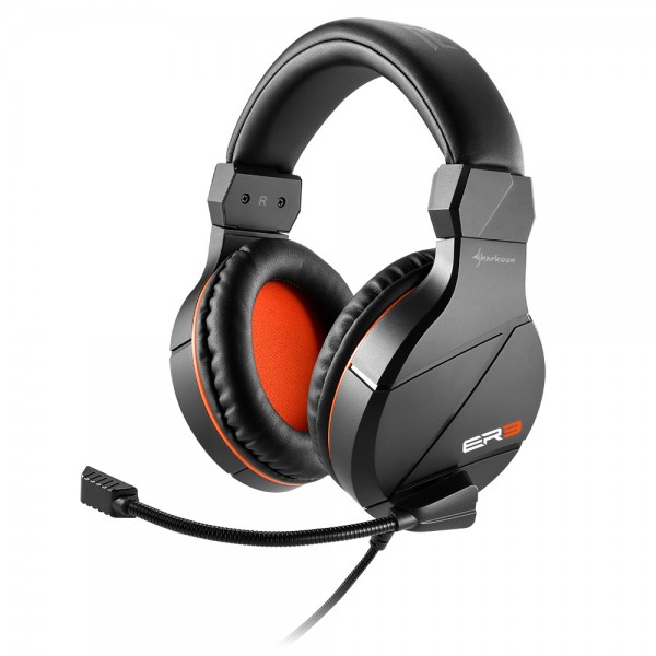 Sharkoon Rush ER3 Gaming Headset Zwart