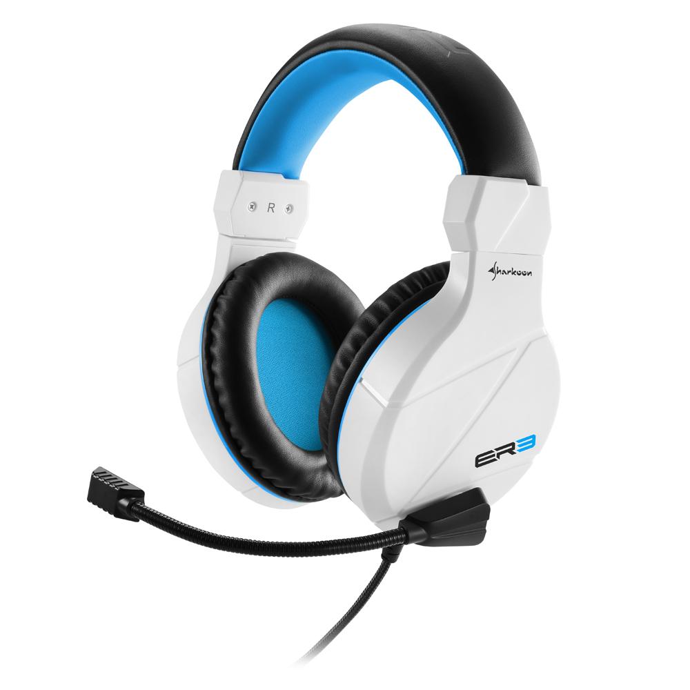 Sharkoon Rush ER3 Gaming Headset Wit