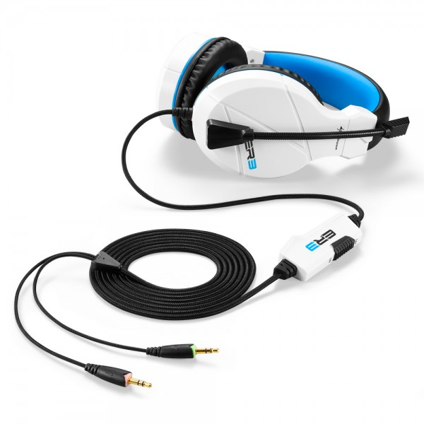 Sharkoon Rush ER3 Gaming Headset White