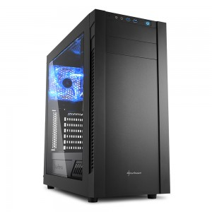 Sharkoon S25-W computer behuizing - Dealstunter.nl