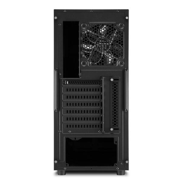 Sharkoon S25-W computer behuizing - Dealstunter.nl